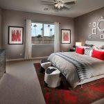 Thiết kế phòng ngủ hợp phong thủy cho người mệnh Hỏa