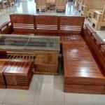Tư vấn chọn bàn ghế gỗ phòng khách phong cách hiện đại