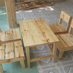 Địa chỉ bán bàn ghế gỗ pallet giá rẻ TPHCM bạn không nên bỏ qua