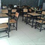 Tổng hợp những mẫu bàn ghế gỗ thông pallet đẹp nhất
