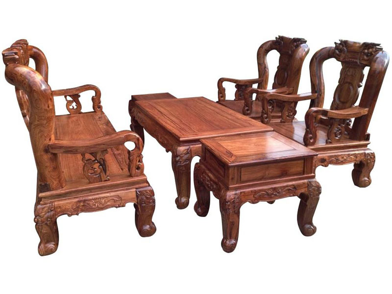 Bàn ghế gỗ đẹp nhất hiện nay SLG801