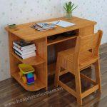 Ưu và nhược điểm của bàn ghế học sinh gỗ tự nhiên