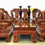 Bàn ghế phòng khách bao gồm những loại nào?
