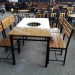 Nơi cung cấp bàn ghế gỗ quán ăn giá rẻ nhất hiện nay