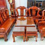Điểm danh các phong cách bàn ghế gỗ đẹp cho phòng khách