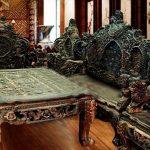 Những mẫu bàn ghế sa lông gỗ đẹp