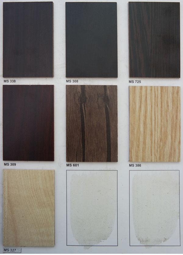 Bảng màu gỗ MFC 11