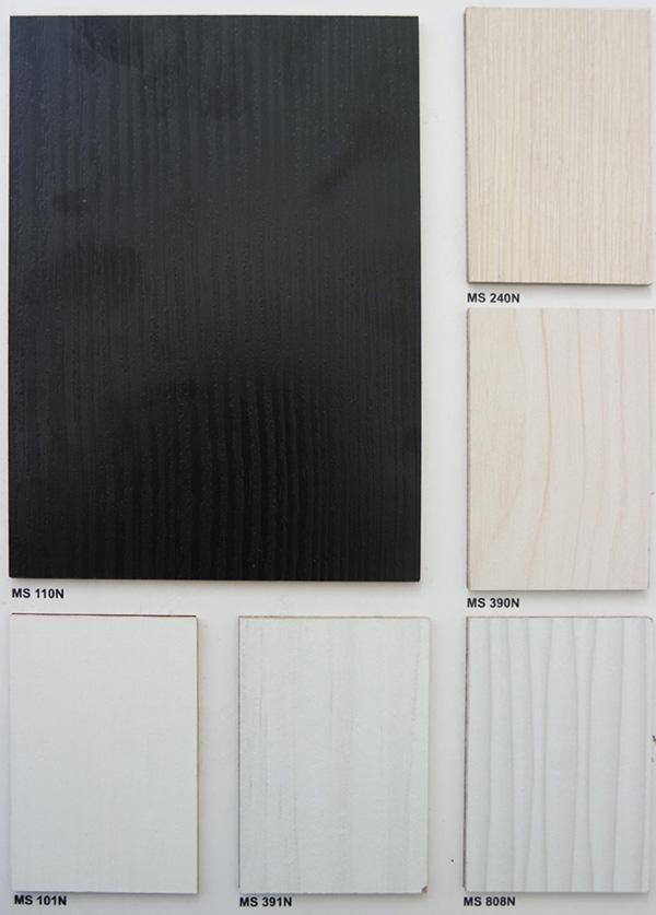 Bảng màu gỗ MFC 2