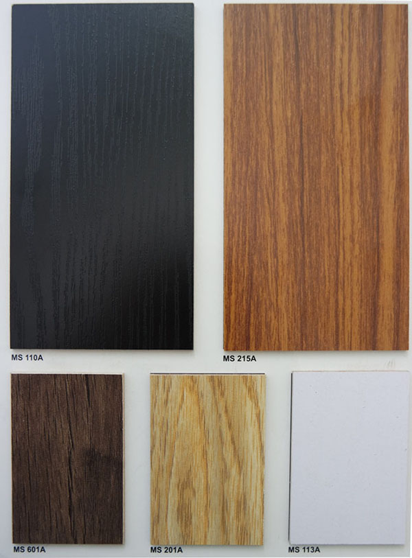 Bảng màu gỗ MFC 4