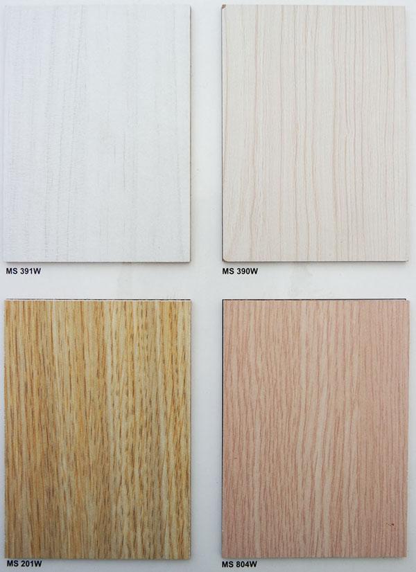 Bảng màu gỗ MFC 7