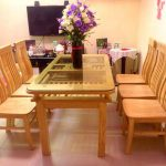 Vì sao bạn nên chọn mua bộ bàn ăn 4 ghế gỗ sồi?