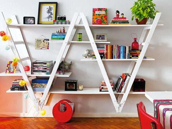 Giá sách - nơi lưu giữ những cuốn sách yêu quý của bạn