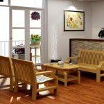 Giải đáp thắc mắc: Nên mua bàn ghế gỗ hay sofa?