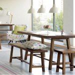 4 lý do bạn nên chọn bàn ghế gỗ kiểu Hàn Quốc