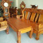 Nơi bán bàn ghế gỗ đinh chun ở đâu giá rẻ chất lượng