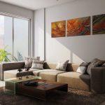 Xu hướng thiết kế bộ bàn ghế sa lông phòng khách đẹp