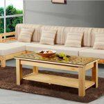 Cách chọn các mẫu bàn ghế gỗ phòng khách đẹp mới nhất 2020