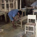 Địa chỉ chuyên đóng bàn ghế gỗ uy tín tại Hà Nội