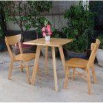Bán bàn ghế gỗ cafe tại Hà Nội