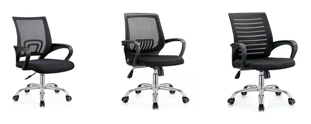 ghế cho văn phòng có diện tích khiêm tốn