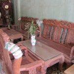 Giá bàn ghế gỗ hương Đồng Kỵ trên thị trường bao nhiêu?