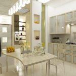 Cách bố trí phòng bếp đẹp hiện đại cần tham khảo