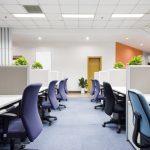 Thiết kế văn phòng hiện đại hơn với nội thất Hòa Phát