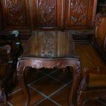Thanh lý bàn ghế gỗ phòng khách giá rẻ
