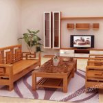 Bàn ghế gỗ đẹp phòng khách mang đến sự sang trọng cho ngôi nhà của bạn