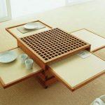 Top 3 mẫu bàn ghế phòng khách kiểu nhật nổi bật nhất
