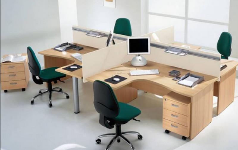 Kết quả hình ảnh cho bàn ghế văn phòng