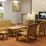 Những điều cần lưu ý khi chọn mua bàn ghế gỗ sồi phòng khách