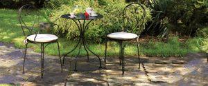 cách làm bàn ghế bằng sắt đơn giản