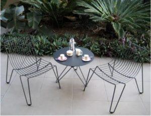Cách làm bàn ghế săt đẹp của Nội thất Hòa Phát