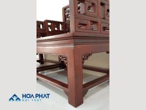 Mẫu bàn ghế gỗ cẩm lai đẹp