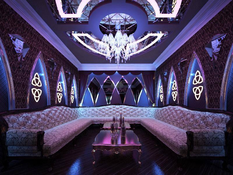 bàn ghế phòng karaoke đẹp
