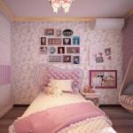 Gợi ý trang trí phòng ngủ cho bé siêu đẹp