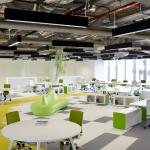 Xu hướng thiết kế văn phòng làm việc hiện đại trong năm 2018