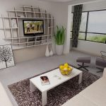 Gợi ý cách chọn kệ ti vi phù hợp với không gian phòng khách