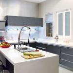 Các vấn đề an toàn cần biết khi thiết kế phòng bếp