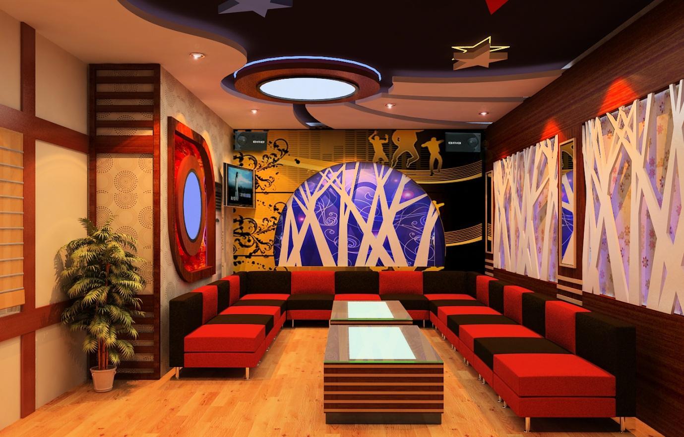 kinh nghiệm lựa chọn bàn ghế phòng karaoke