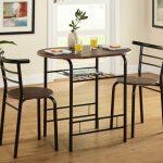 Gợi ý 35 mẫu bàn ăn 2 ghế cho phòng ăn nhỏ hẹp