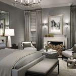 Mẫu thiết kế phòng ngủ master sang trọng