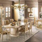 Chọn nội thất cổ điển Italia cho phòng khách đẳng cấp