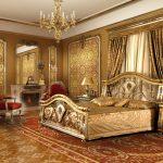 Mẫu phòng ngủ cổ điển châu Âu