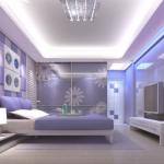 Những lưu ý khi thiết kế ánh sáng phòng ngủ