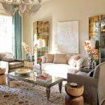 Thiết kế phòng khách với phong cách vintage