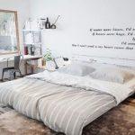 Gợi ý thiết kế phòng ngủ theo phong cách Scandinavian