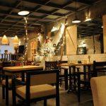 Ý tưởng trang trí quán cà phê độc đáo