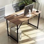 Gợi ý chọn bàn làm việc không hộc phù hợp với không gian làm việc